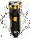 FLYCO Rasierer Herren Elektrisch Rasierapparat Trockenrasierer mit Pop-up Trimmer 3