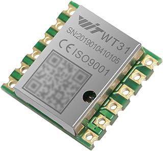 WitMotion WT31N högnoggrannhet 3-axlig TTL-accelerationssensor, 2-axlig vinkelmätning, opåverkad av magnetfält, 3,3-5V tri...