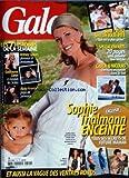 GALA [No 794] du 27/08/2008 - - SOPHIE THALMANN ENCEINTE - SURI CRUISE - SHILOH...