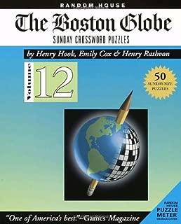 The Boston Globe Sunday Crossword Puzzles, Volume 12