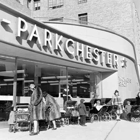Photo Parkchester Housing, Bronx New York City Police