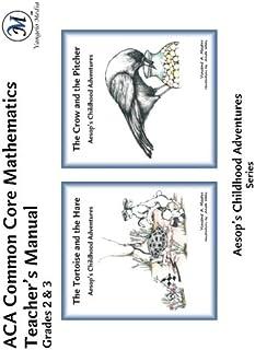 ACA Common Core Mathematics Teacher's Manual: Grades 2 & 3
