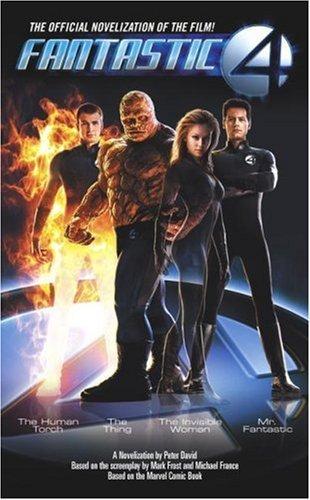 Fantastic Four by David, Peter (2005) Mass Market Paperback