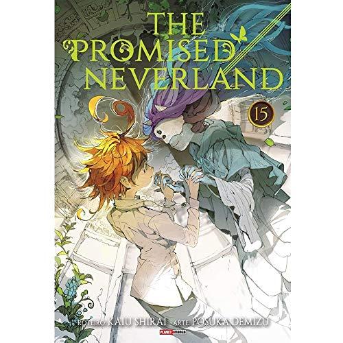 The Promised Neverland Volume 15