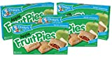 Drake's Fruit Pies 32 Individually Wrapped Pies Apple, 4 Ounce