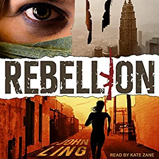 Rebellion: A Raines and Shaw Thriller audiobook cover art