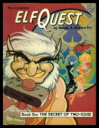 Download The Secret of Two-Edge (Elfquest S.) 0936861118