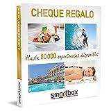 Smartbox - Caja Regalo para Hombre o Mujer - Cheque Regalo 99,90 - Ideas Regalos Originales - Cheque Regalo válido para Usar