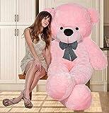 OSJS Teddy Bear Toy (4 Feet, Pink)