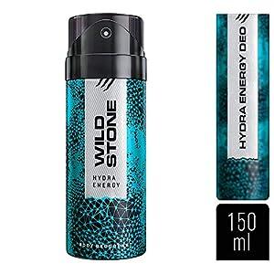 Wild Stone Hydra Energy Deo Spray - 150 ml