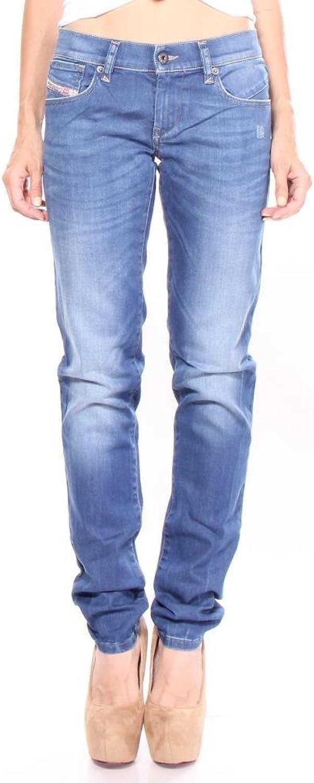 Diesel Women's Getlegg 0R610 SlimSkinny Low Waist Jeans
