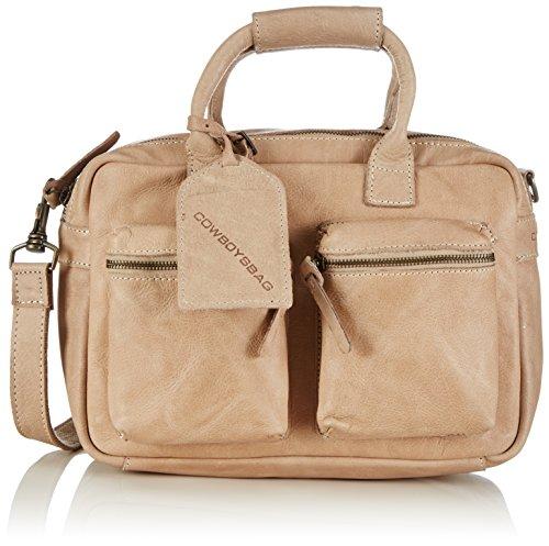 Cowboysbag Unisex-Erwachsene The Little Bag Henkeltaschen, Beige (Sand 230), 32x20x14 cm