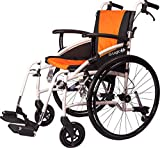 Excel G-Logic, Super Lightweight, Aluminium Frame Wheelchair, Folding, Manual Self Propelled, with 24