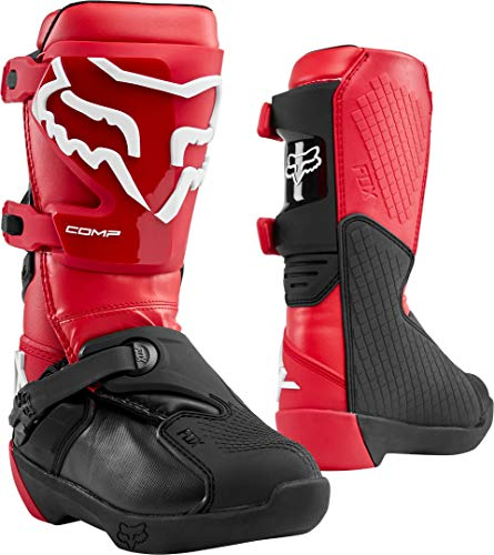 YTH Comp Boot Flame Red Y5