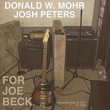 For Joe Beck