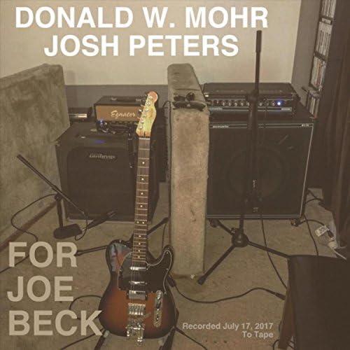 Donald W. Mohr & Josh Peters