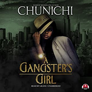 A Gangster's Girl audiobook cover art