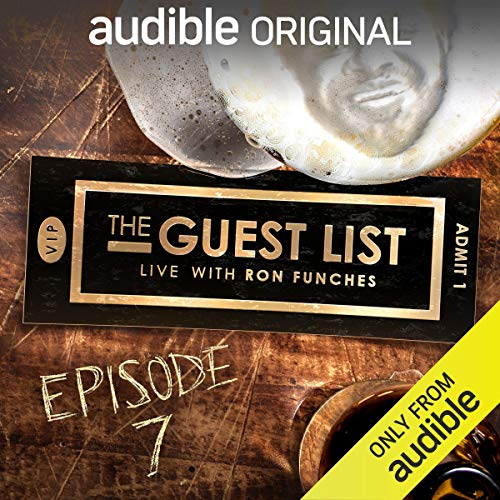 Ep. 7: Secret Societies (The Guest List) copertina