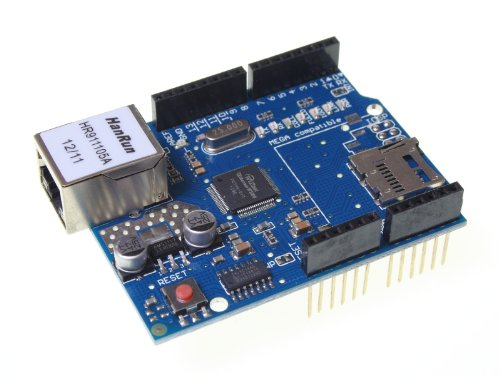 Amazon.co.uk - Ethernet Shield W5100 (Compatible with Arduino UNO and Mega 2560)