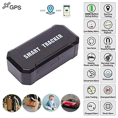 Why Choose UFFD Car Mini Tracker Alarm,Magnetic GPS Tracker,GPS/GSM/GPRS Tracking System Wireless Mi...
