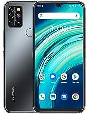 【進化版】UMIDIGI A9 Pro スマートフォン本体 Android 10.0 スマホ本体 6.3 FHD+フルスクリーン SIMフリー スマホ 本体 48MP+16MP+5MP 4眼カメラ 4150mAh 6GB RAM + 128GB ROM オクタコア グローバルバージョン 顔認証 指紋認証 技適認証済 (オニキスブラック)