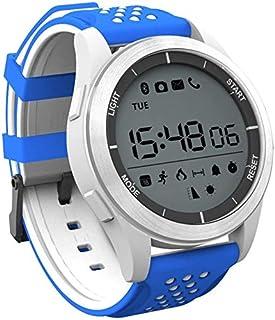 スマートウォッチ IP68防水相机GPS 3G WiFi蓝牙4.0计步器:Android 4.4 / iOS 9.0或更高版本系统,气压计,久坐提醒,计步器,睡眠监视器(颜色:蓝色)