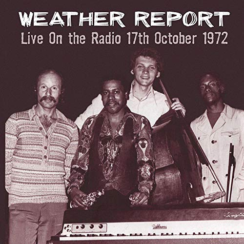 Live on the Radio, 17th October, 1972