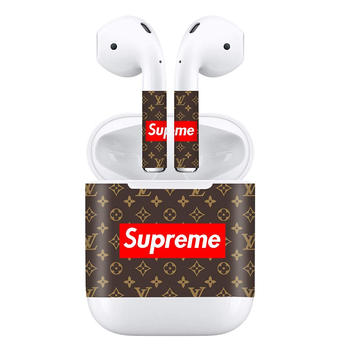 Protective Vinyl Skin Decal for Apple AirPods Charging Case and Wireless Bluetooth Wrap Cover Sticker Skins