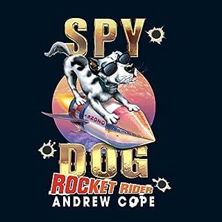 Spy Dog: Rocket Rider cover art