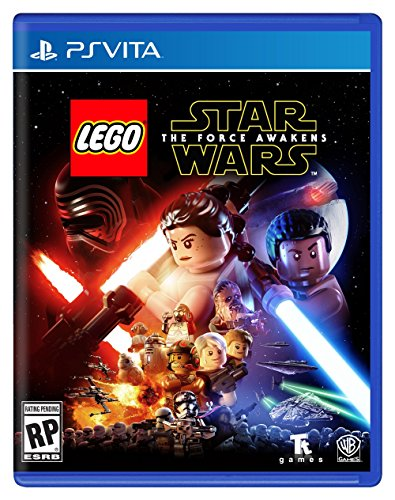 LEGO Star Wars: The Force Awakens - PlayStation Vita Standard Edition by Warner Home Video - Games