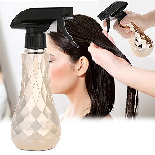 Unibell Barber Spray, atomizador para Cabello, Spray Bottles Continuous Ultra Fine Mist Botellas de Agua vacías Barber Spray Bottles Salon Barber Hair Tool Rociador de Agua 300ML(01)