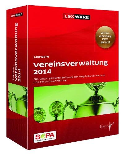 Lexware Vereinsverwaltung 2014 (Version 14.00)