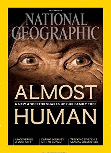 National Geographic Spain [Abonnement jeweils 12 Ausgaben jedes Jahr]