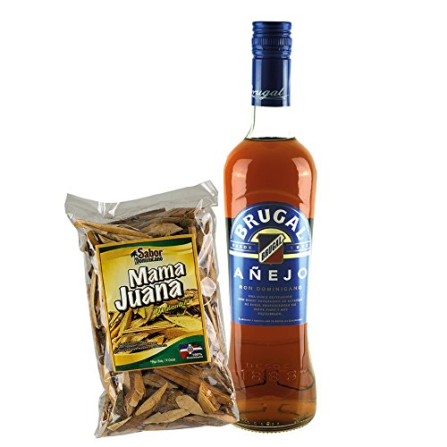Brugal Anejo Mamajuana Rum Set