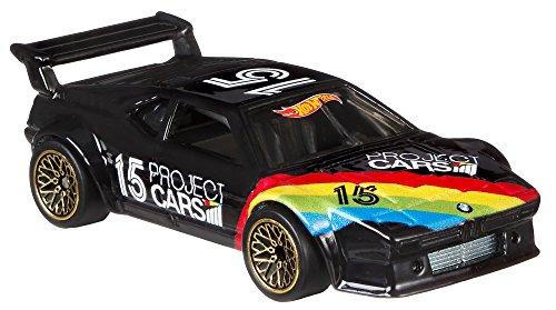 Hot Wheels BMW M1 Procar Euro Speed Car Culture Project Cars 1:64 FLC16 FPY86