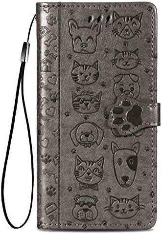 CaseHQ Compatible with iPhone 6 Plus 6S Plus 6 Case PU Leather Wallet Case Flip Folio Kickstand product image
