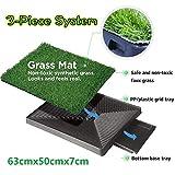 Zoom IMG-2 sailnovo lettiera in erba sintetica