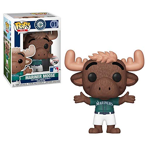 MLB Mascots Funko Pop! Mariner Moose (Seattle Mariners)