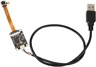 HBV-DCP 1610 Camera Module, 2 Million Pixels 60° Wide Angle Lens USB Camera Module with GT2005 Chip