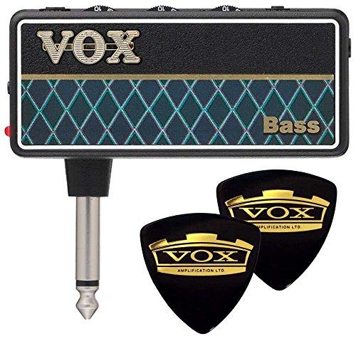 【限定VOXピック2枚付】VOX ヴォックス amPlug2 Bass AP2-BS ワイドレンジ設計なベース専用 アンプラグ ヘ...