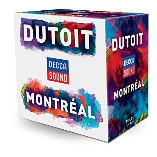 Charles Dutoit: The Montreal Years (Coffret 35 CD)