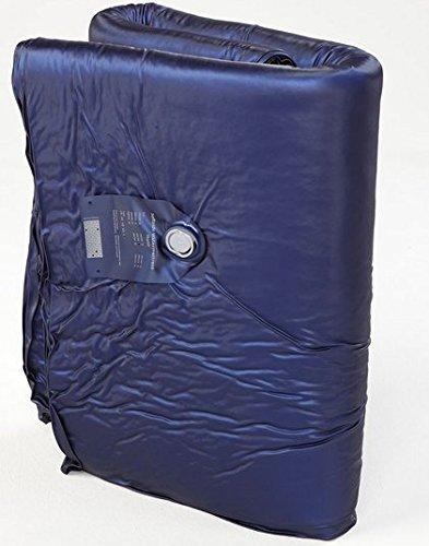 Hardside MESAMOLL Wasserkerne 183x213 cm DUAL eine Seite, Wassermatratze, Wasserbettmatratze