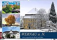Ein neues Jahr in Wernau (Wandkalender 2022 DIN A2 quer): Ansichten im Jahreslauf (Monatskalender, 14 Seiten )