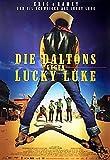 Die Daltons gegen Lucky Luke - Filmplakat A1 84x60cm