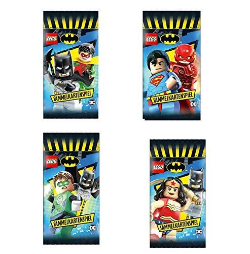 Unbekannt Lego Batman Booster 50 paquetes