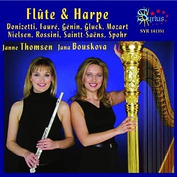 Flûte & Harpe