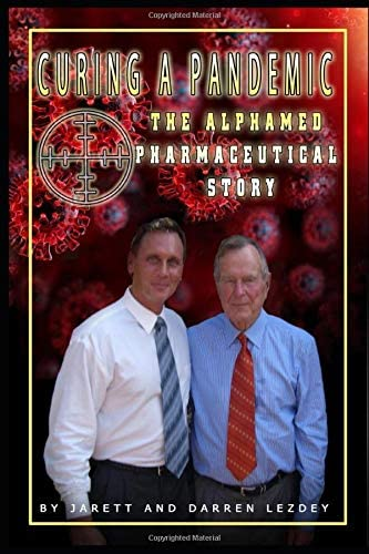 Curing A Pandemic The AlphaMed Pharmaceutical Story product image