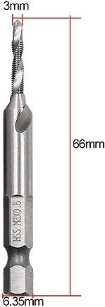 Steam Oxide Coating Head Diameter 3.97 mm Flute Length 43 mm Dormer A1305//32 Taper Shank Drill Jobber High Speed Steel