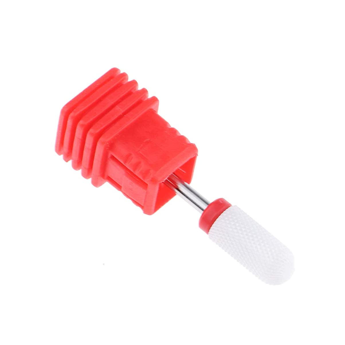 あなたが良くなります単なる顔料DYNWAVE ネイルドリルビット ネイル研削 ネイルアート道具 爪磨き ネイルファイル 4サイズ選べ - レッドファインリッジ