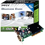 PNY VCG62512APB - Scheda grafica AGP DVI da 512 MB